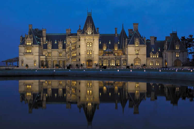Biltmore at Night
