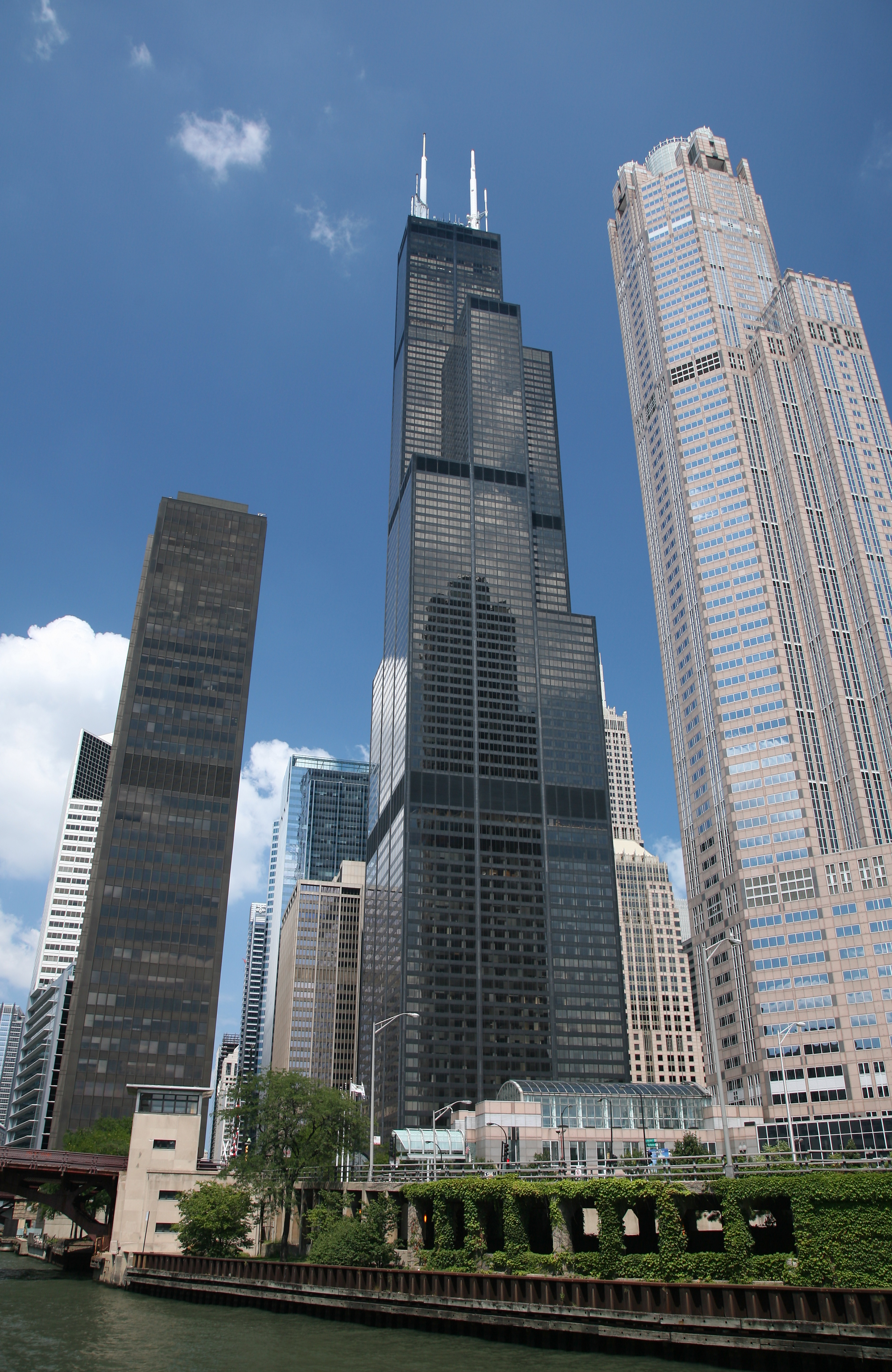 The Hub Tower From Divergent