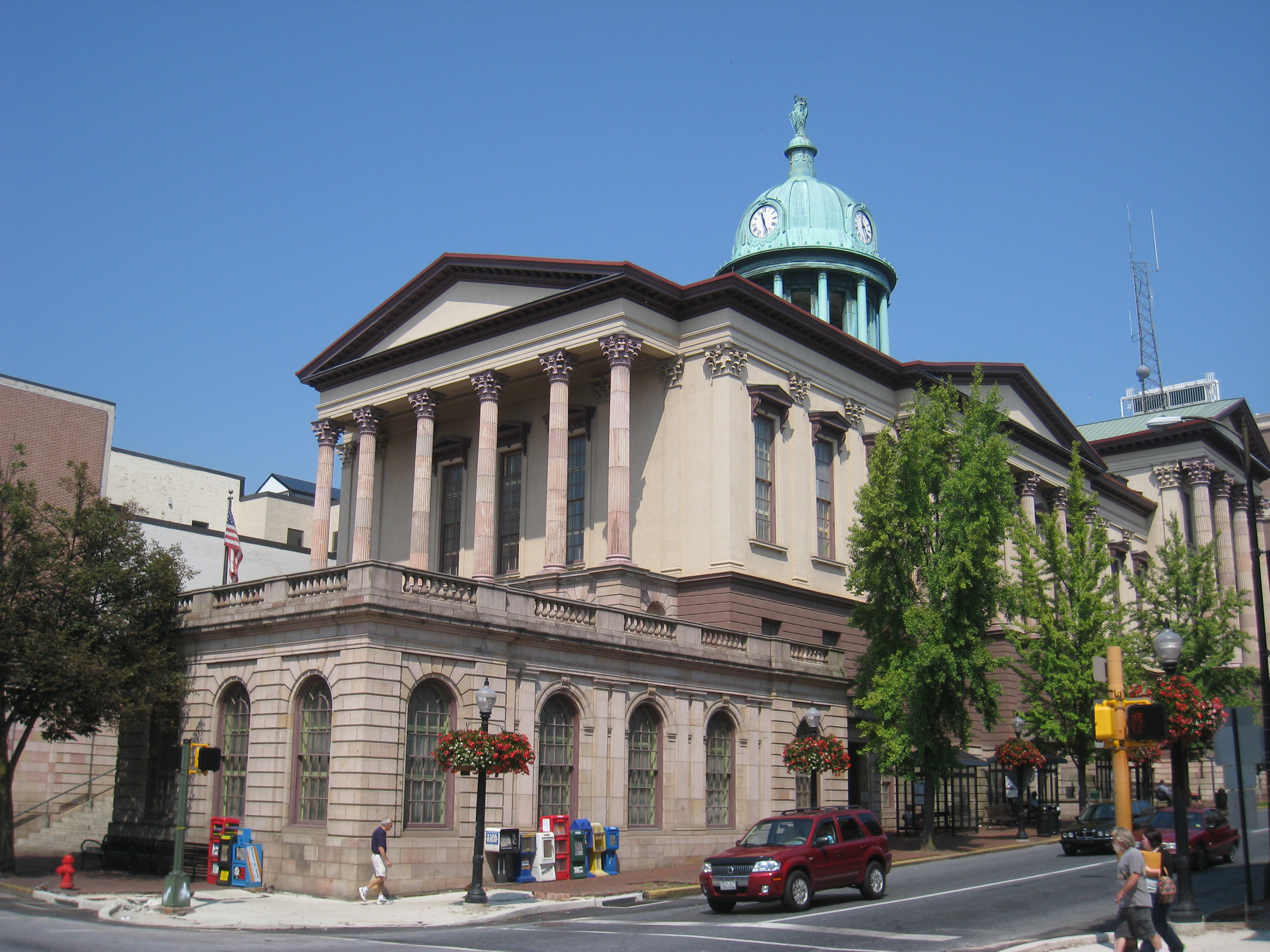Lancaster County Courthouse