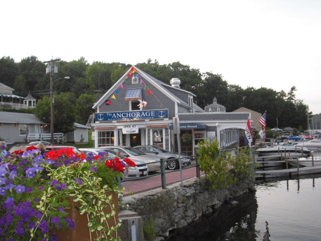 The Anchorage Restaurant