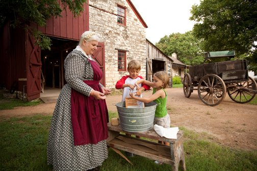 Living History Attractions in Fredericksburg, TX