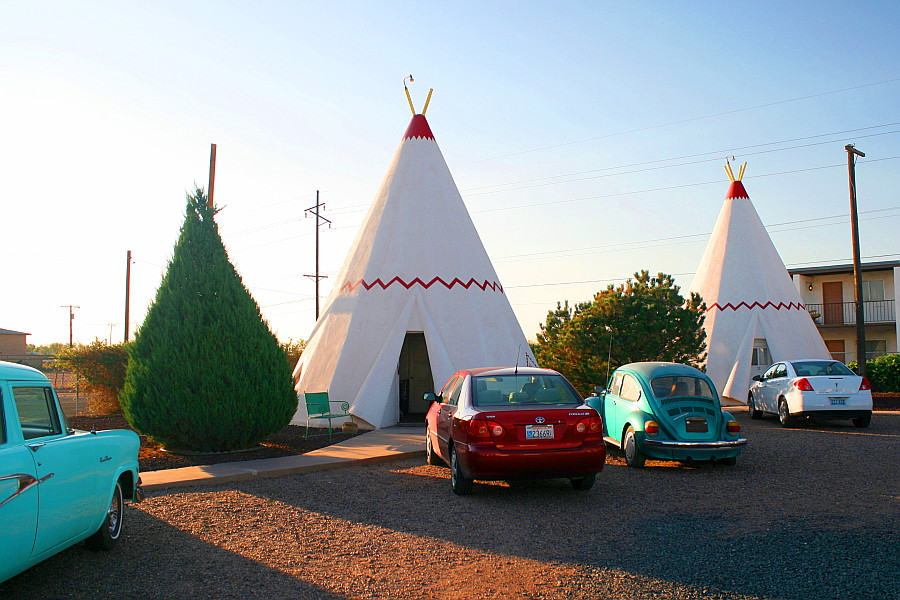 Wigwam Hotel Rooms