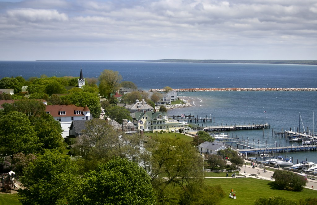 Mackinac Island Shore