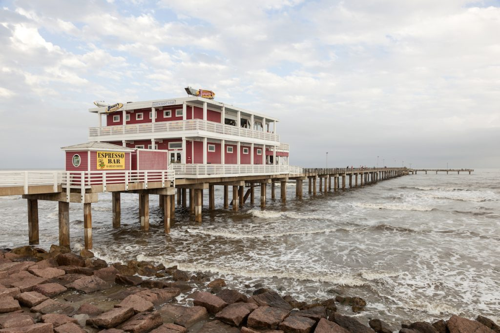 Galveston Island, Texas