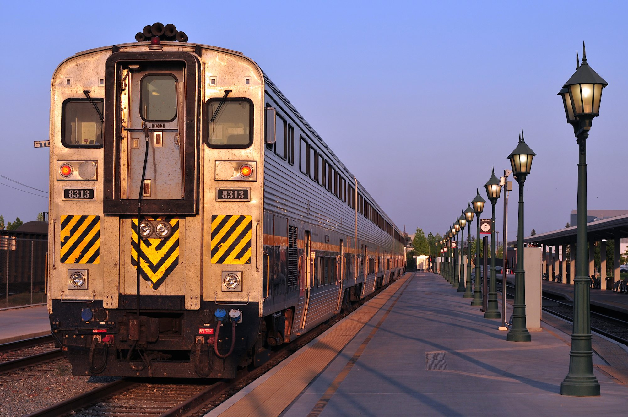 Traveling By Train in the U.S.