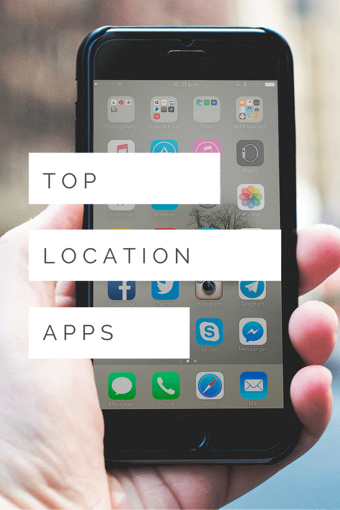 Top Location Apps