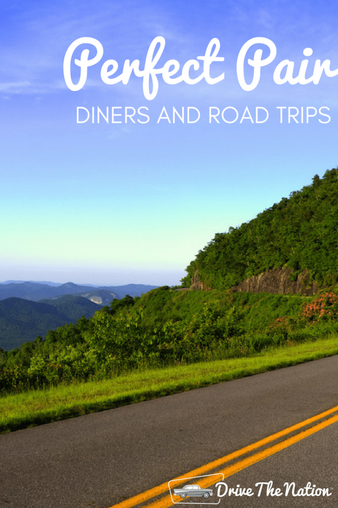 Perfect Pair: Diners And Road Trips