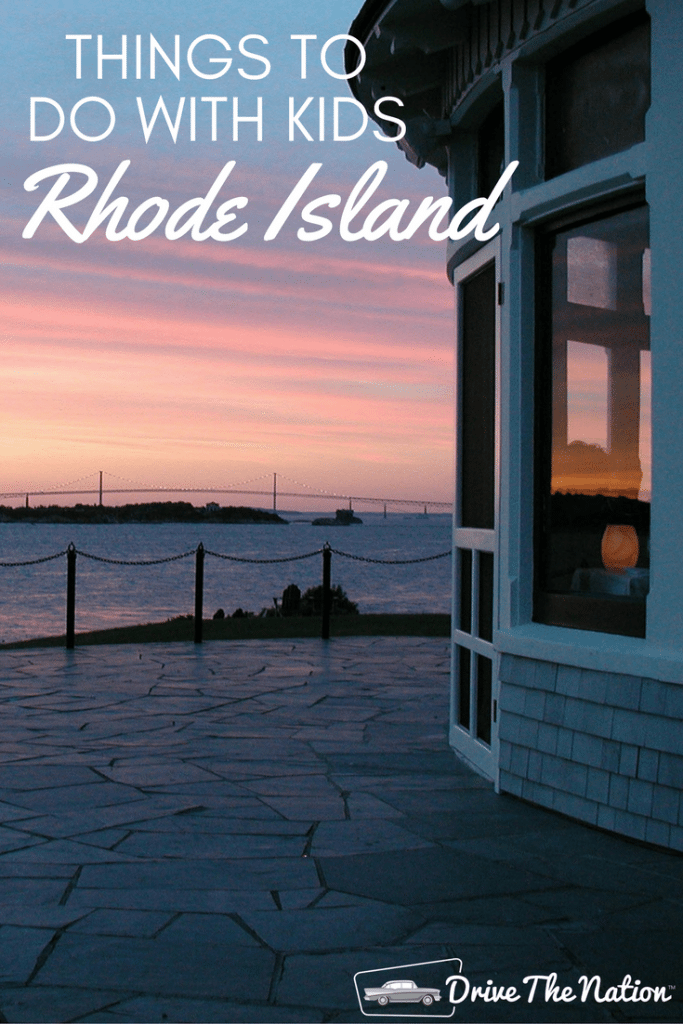 Things to Do With Kids in Rhode Island