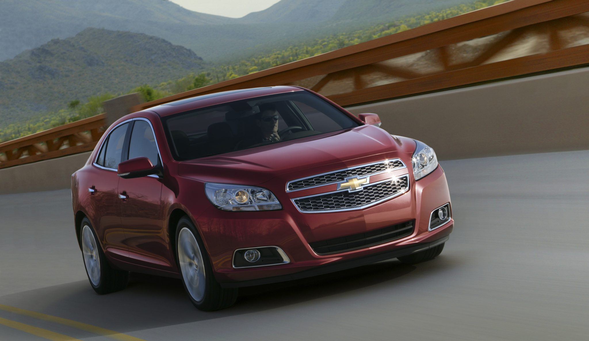 2013 Chevy Malibu & Chevy Equinox Reviews