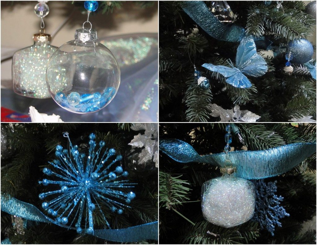 Last Minute Christmas Tree Decorations