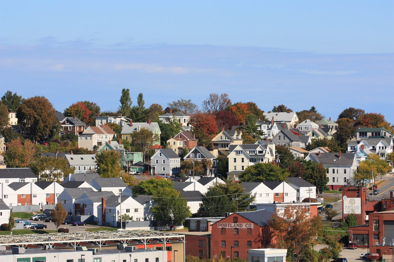 Portland, Maine: Secret Foodie City