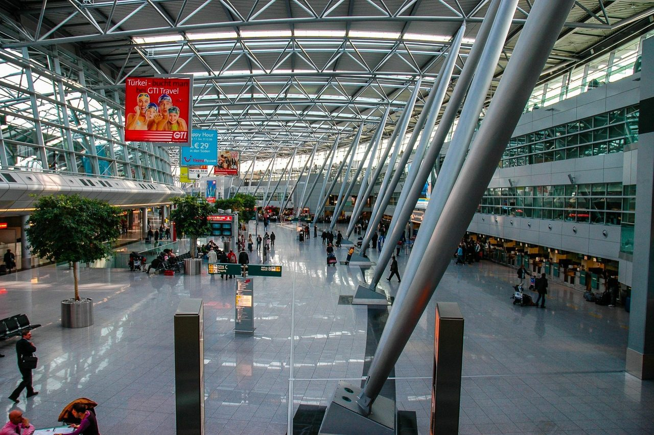 5 Most Beautiful Airports In The U.S.