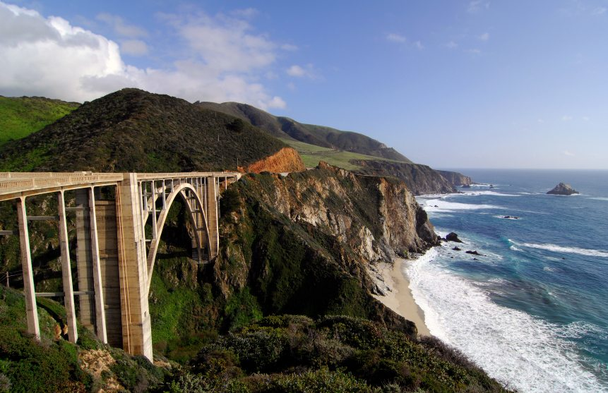 Drive the Pacific Coast Highway and Malibu