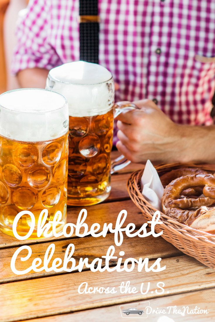 Grab your lederhosen and get ready to have a good time! Here are some of the best Oktoberfest celebrations in the U.S.