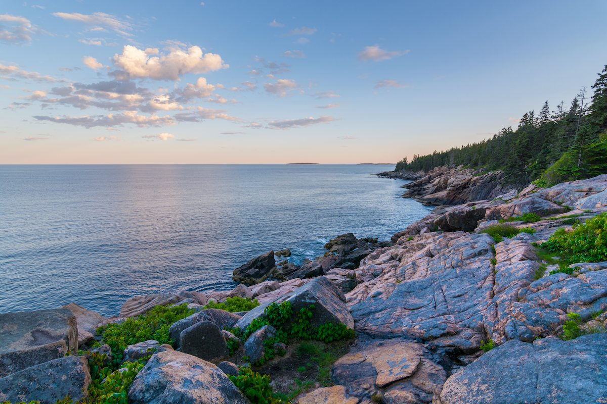 10 Must-See Places on the East Coast: Acadia National Park in Maine