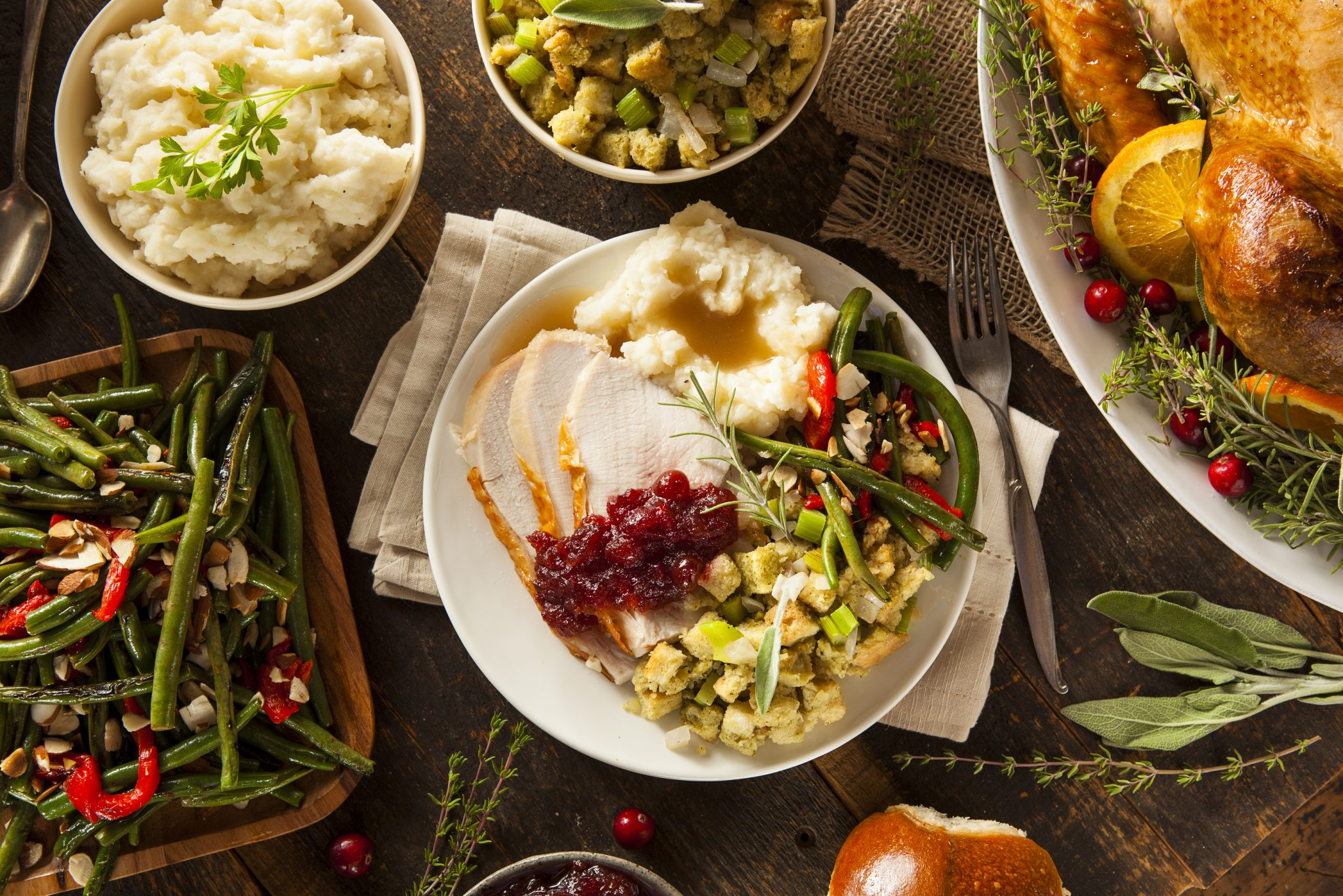 4 Mouth-Watering Restaurants Serving Thanksgiving Dinner