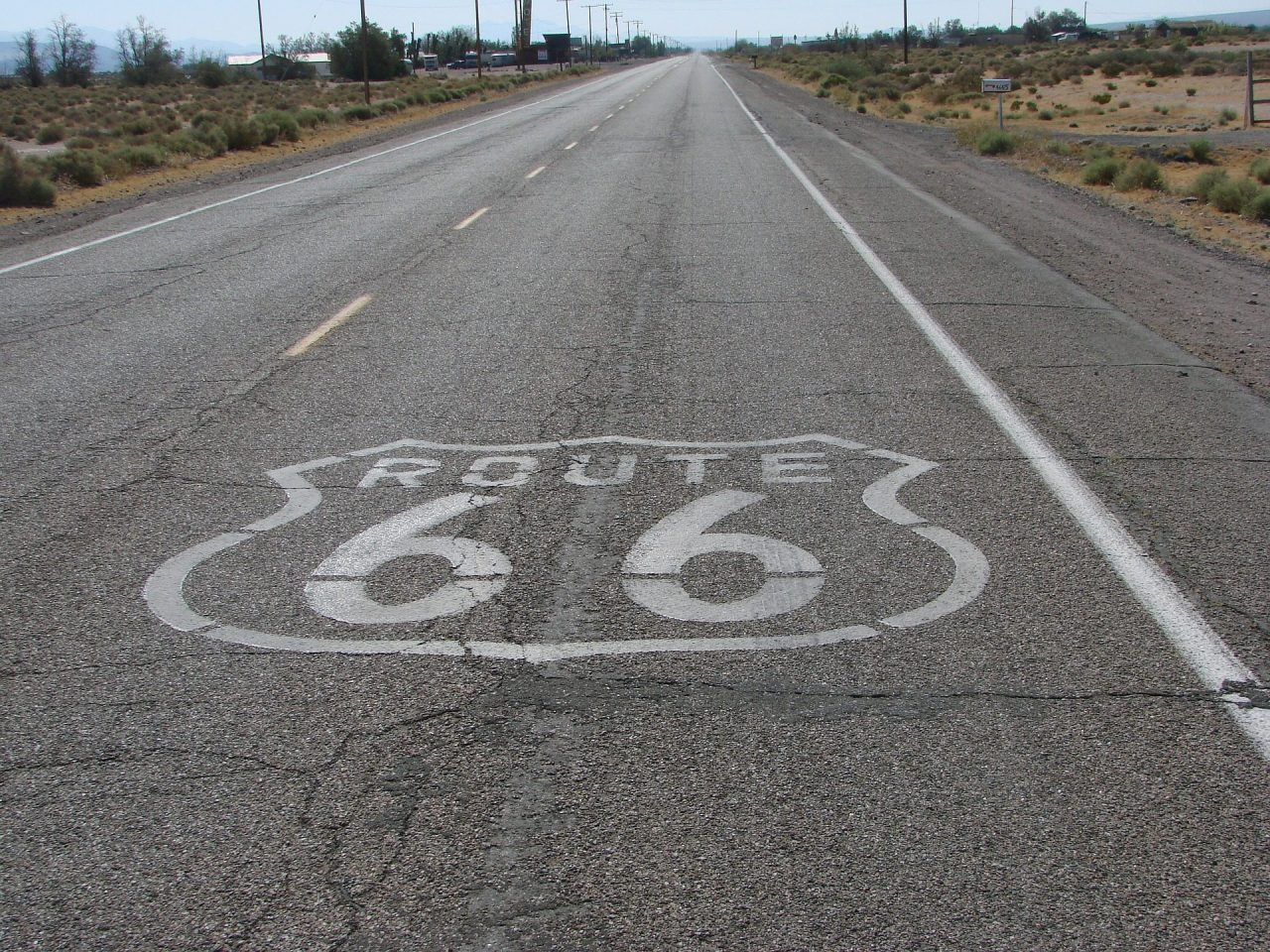 Favorite Places To Stop On Route 66