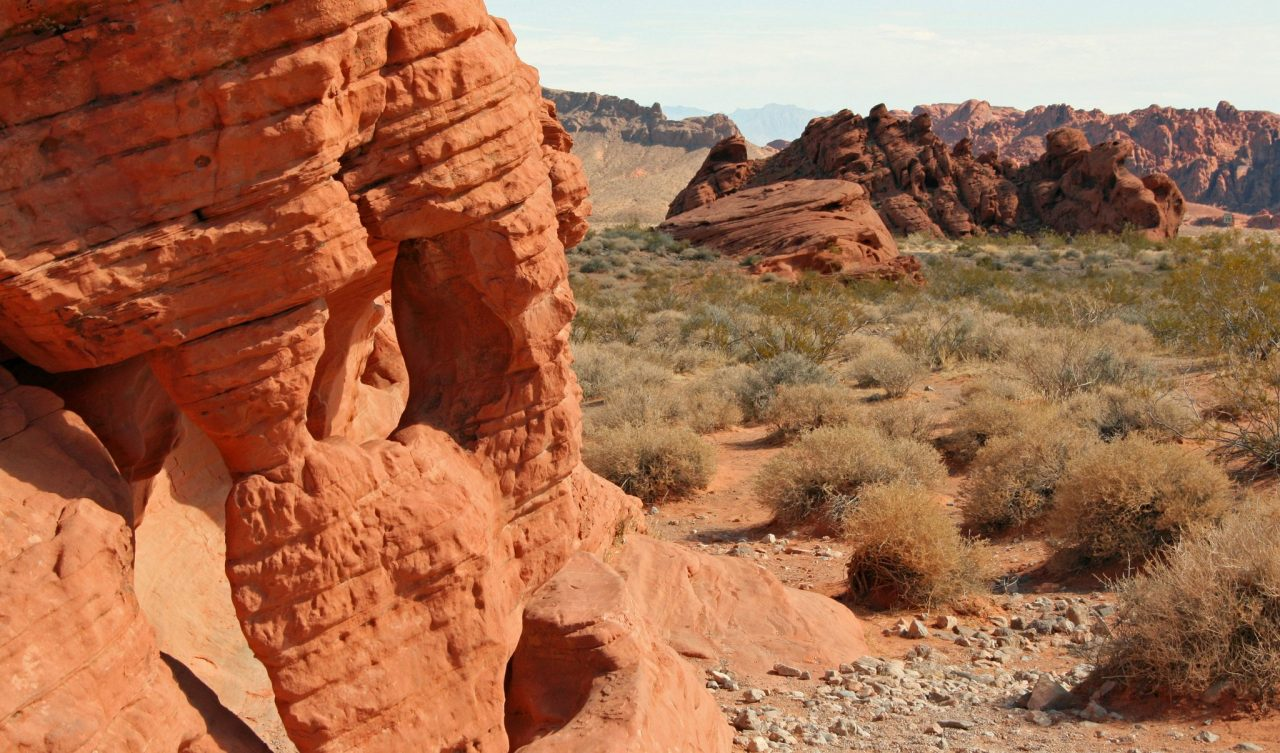 Explore Valley of Fire State Park