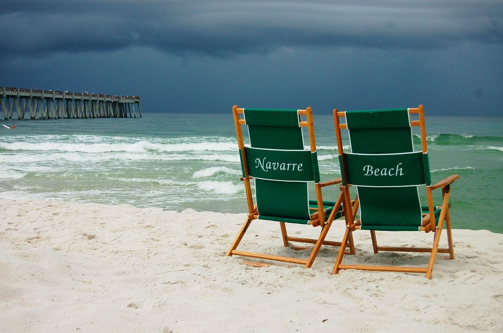 Navarre Beach: Shhh, It's Florida's Best Kept Secret