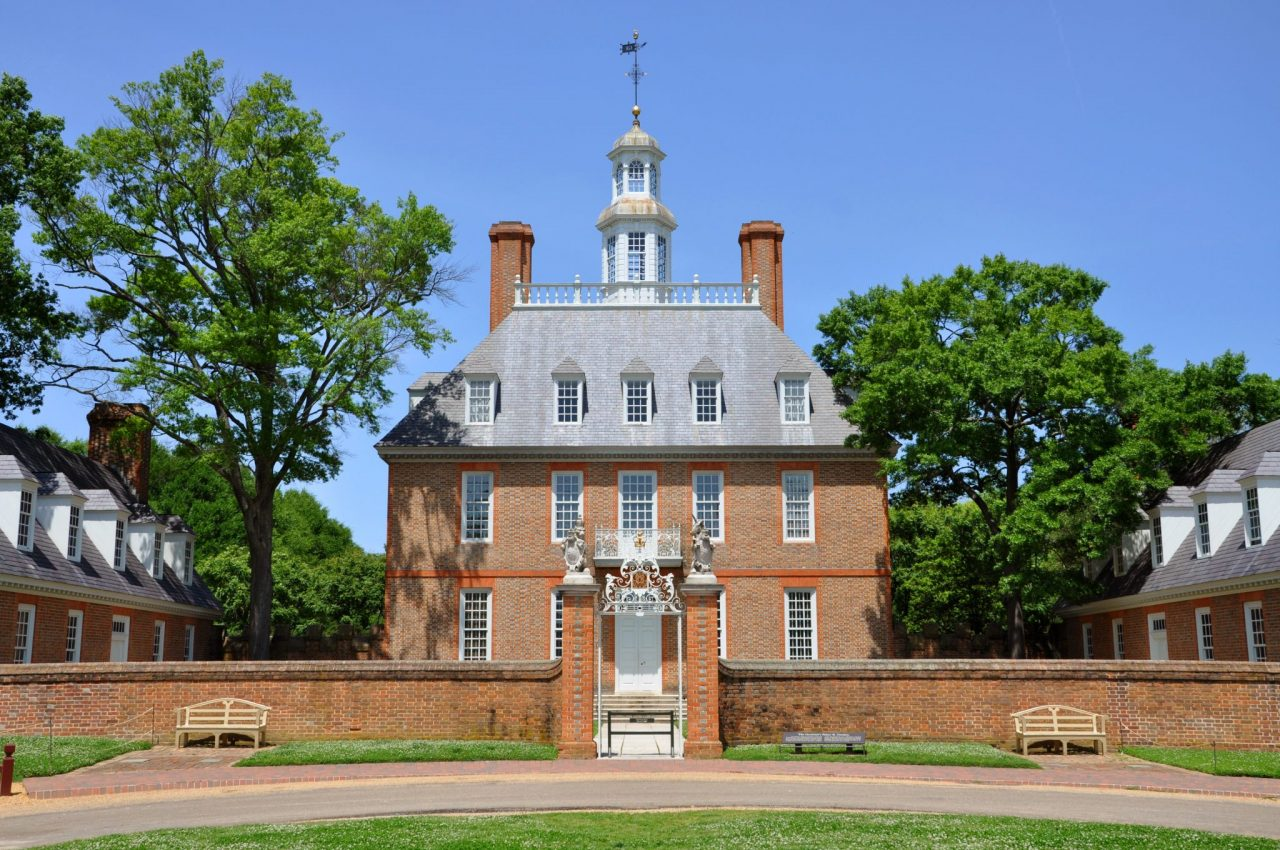 Take a Sightseeing Tour in Virginia
