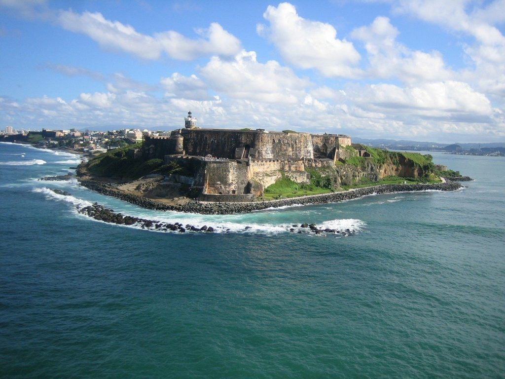 The Fort at Puerto Rico