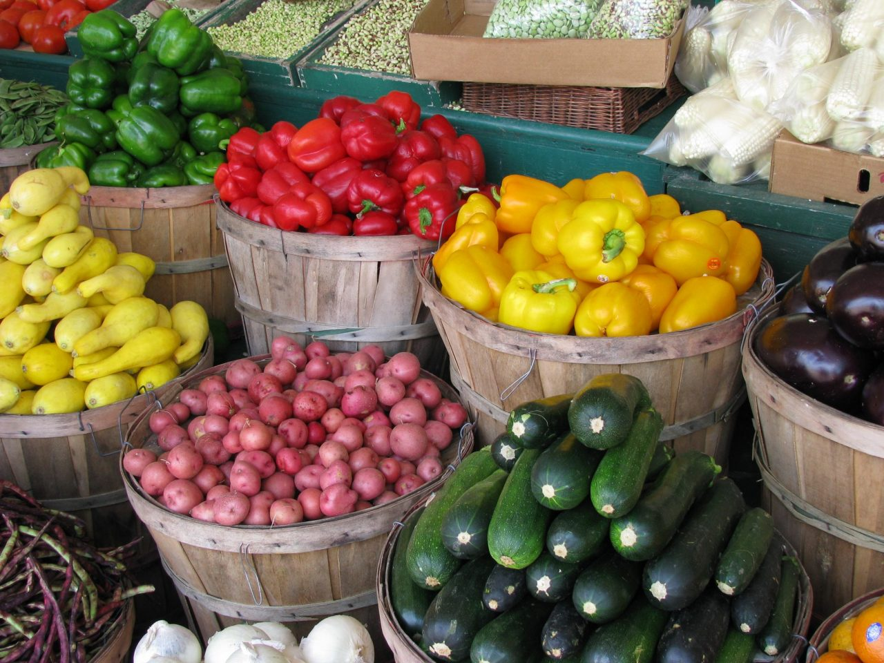 Top 10 Farmer's Markets