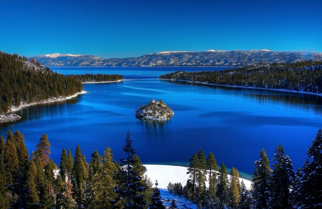 10 Best Lakes in America