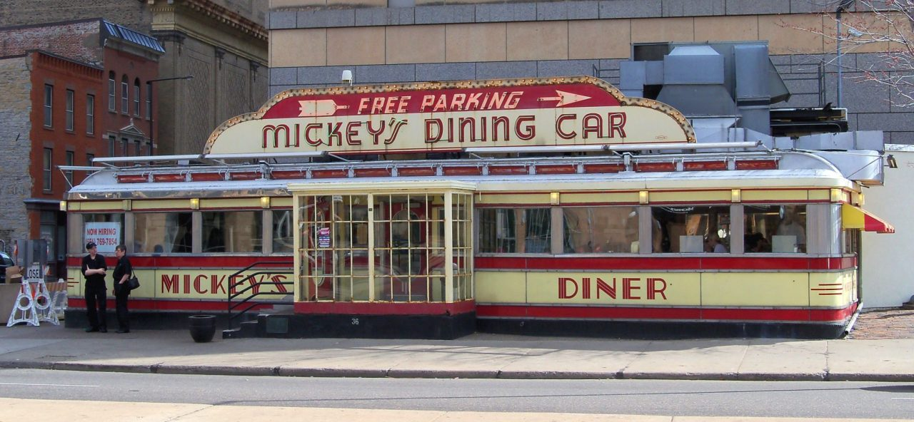 The Nation's Best All-American Diners