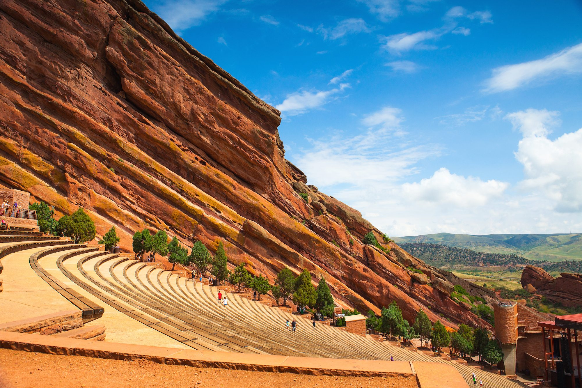Visit Red Rocks Amphitheater