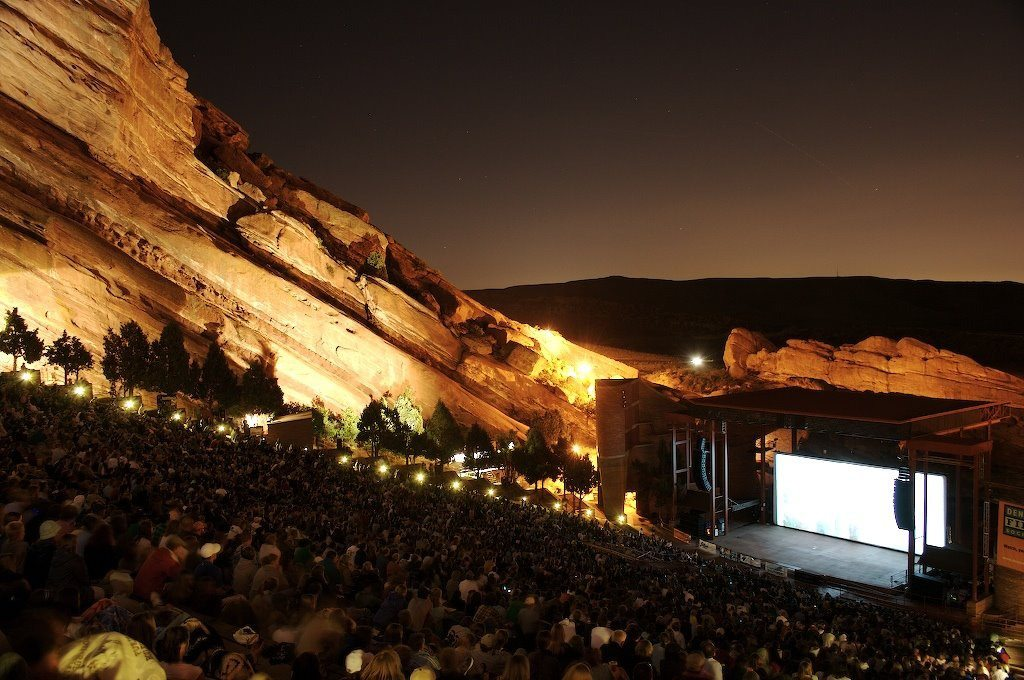 Outdoor Summer Concerts & Venues