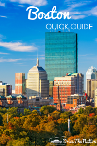 Quick Guide to Boston