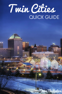 Quick Guide to Twin Cities
