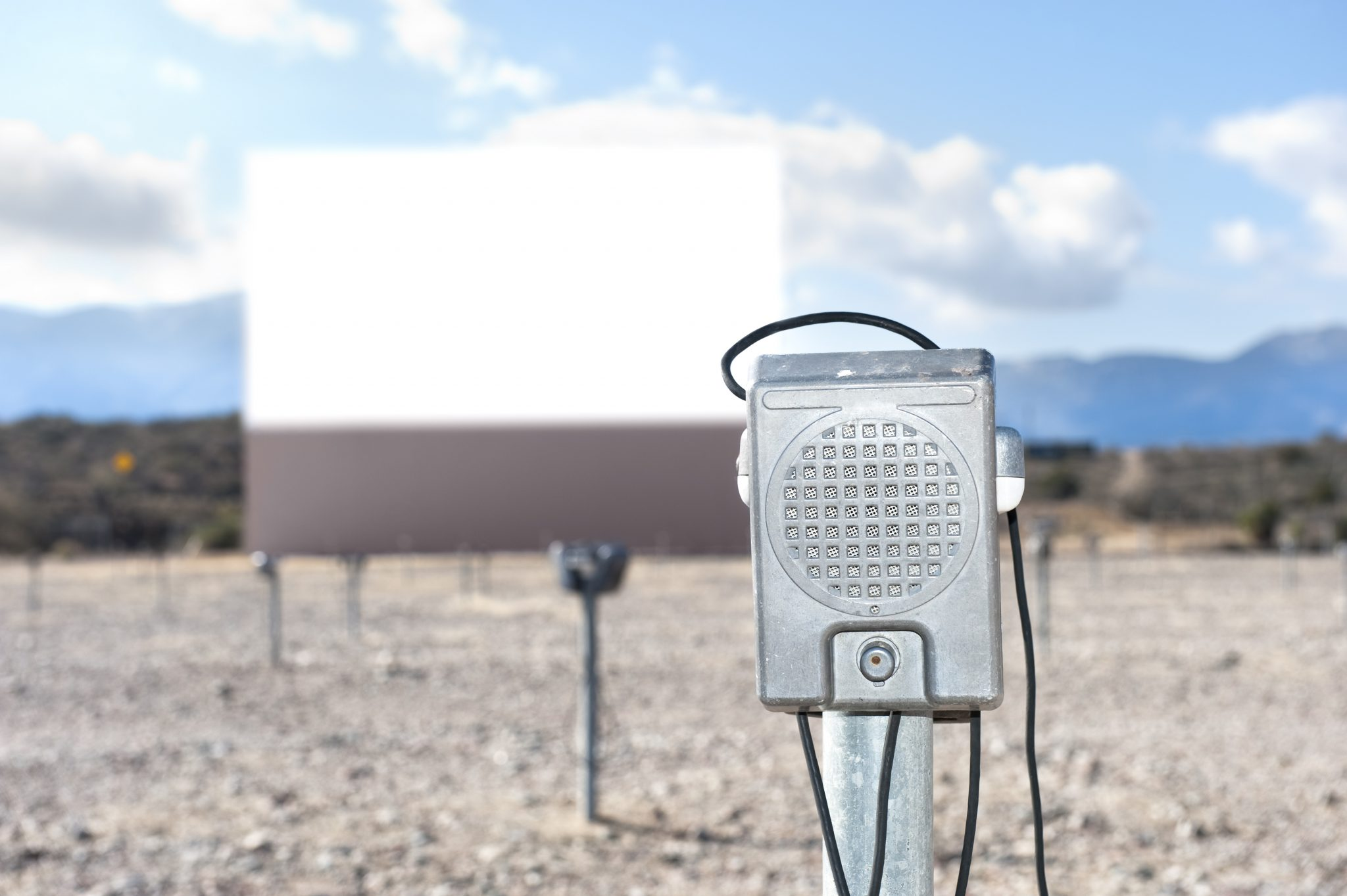 Drive-In Movie Theaters in the U.S.