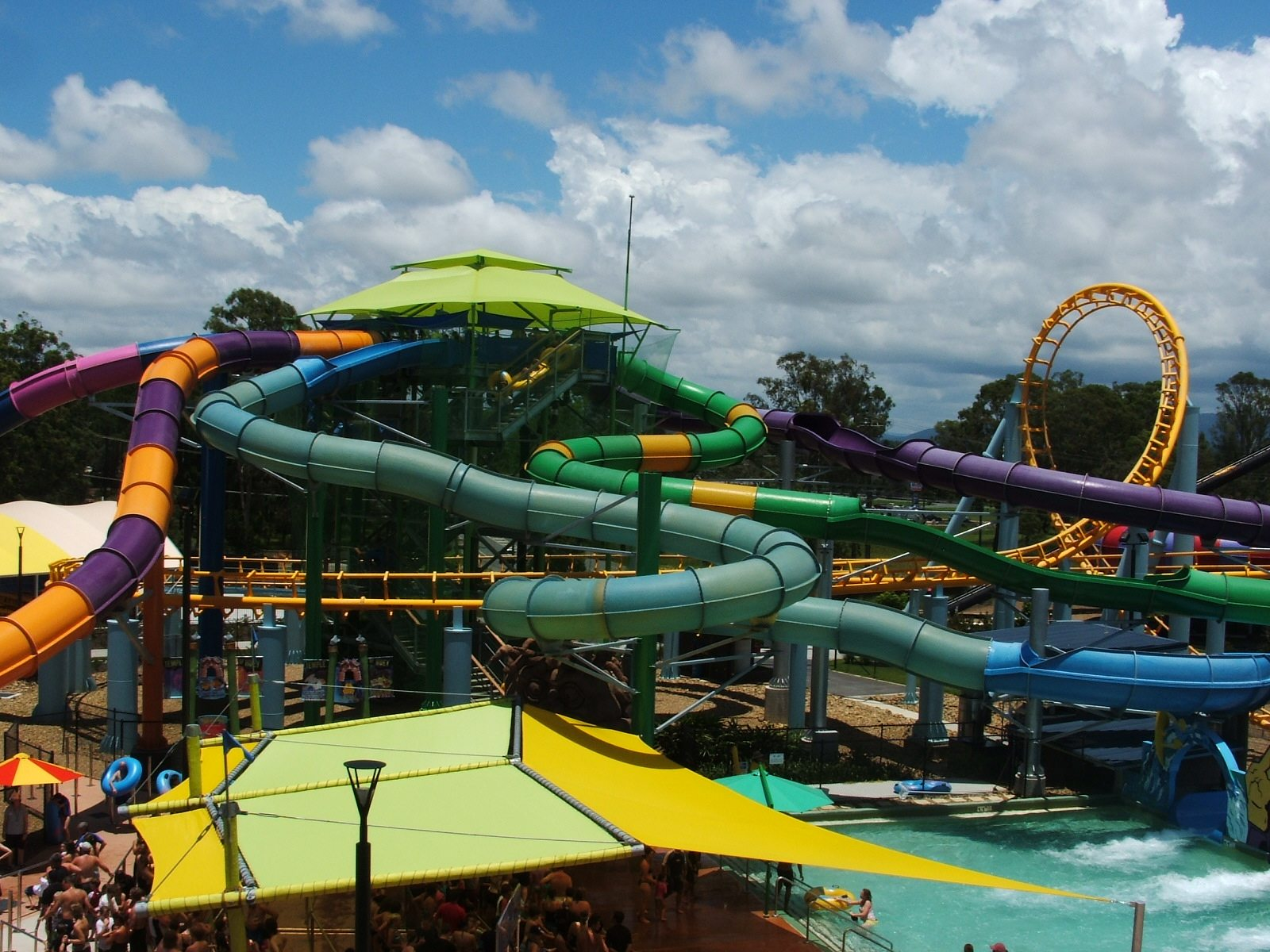 Top 3 Waterparks in the U.S.