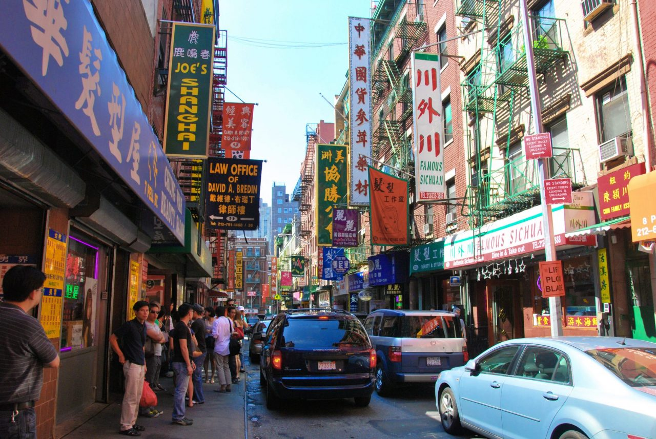 Chinatowns Across America