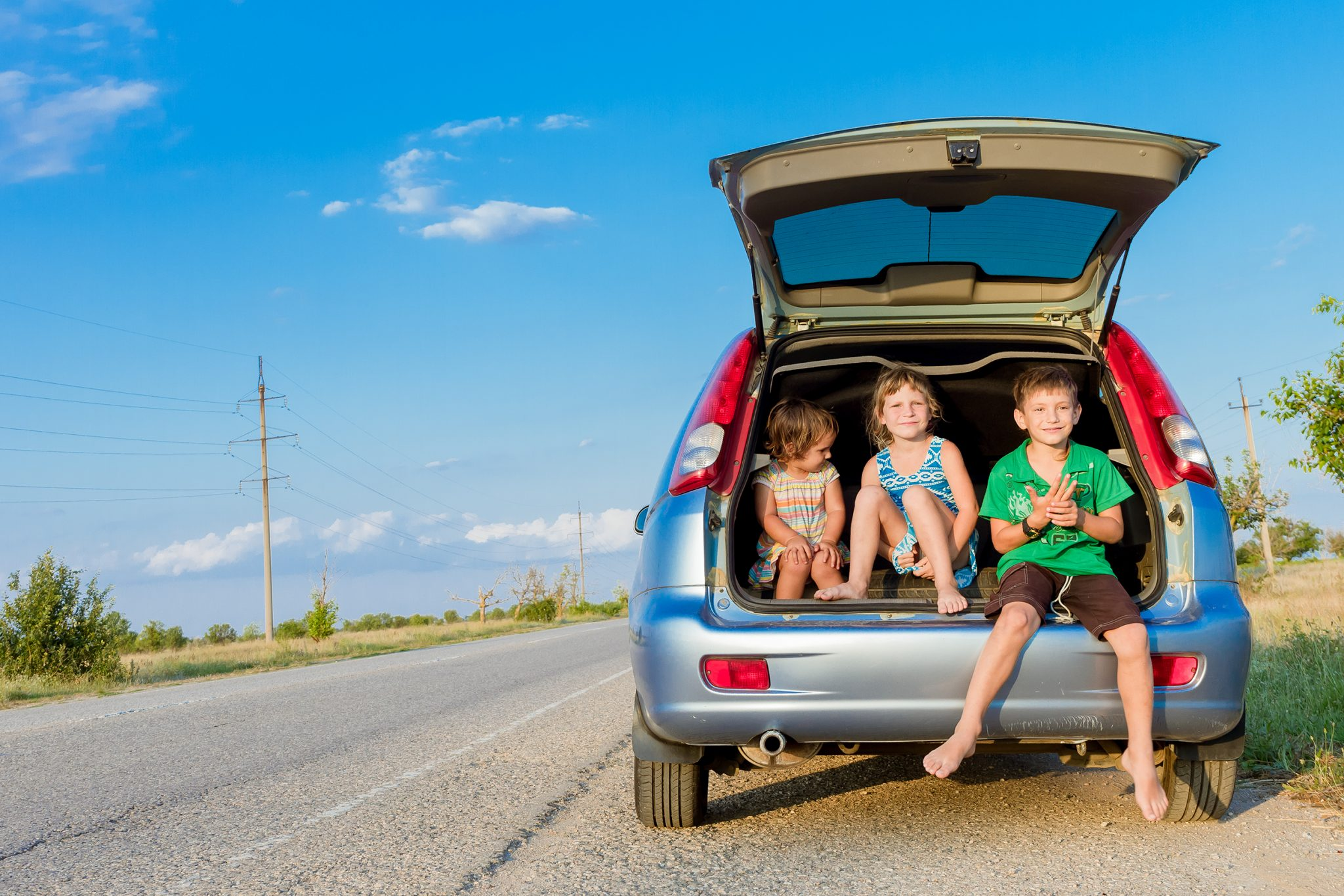 Surviving Vacation: 10 Family Travel Tips