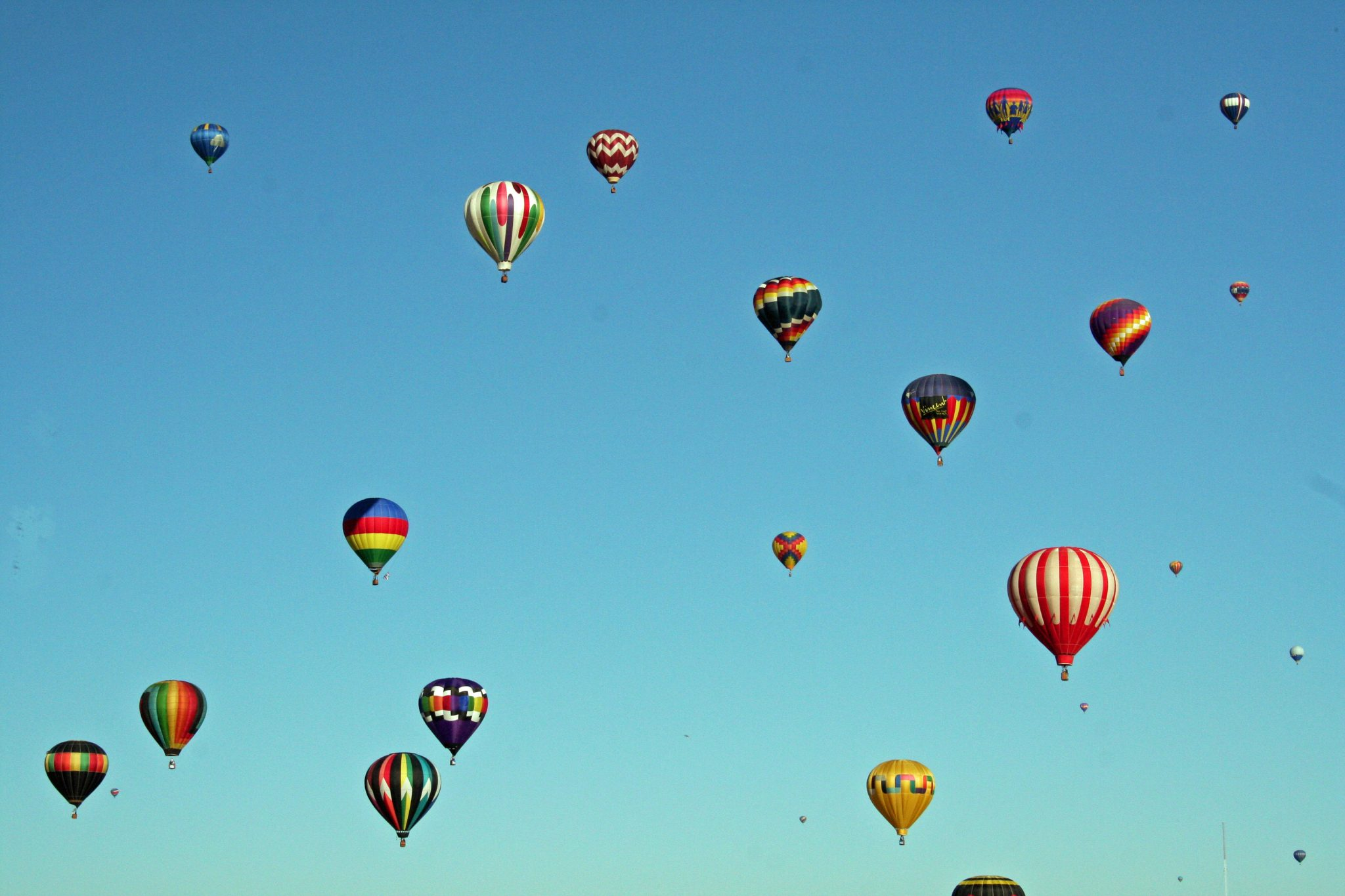 The Albuquerque Balloon Fiesta Takes Flight