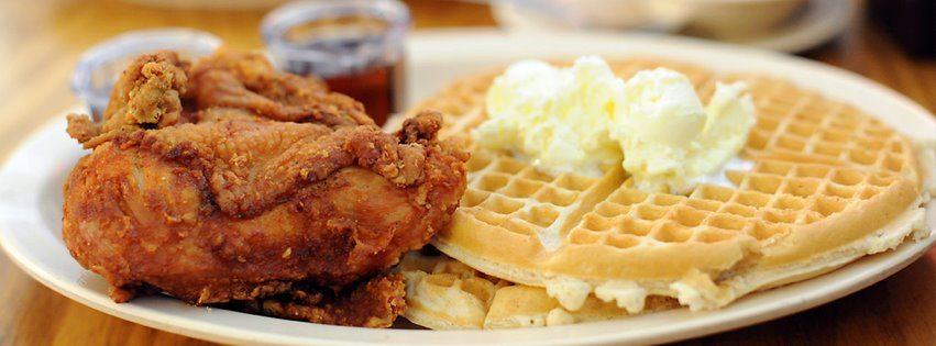 Best Chicken and Waffles in the U.S.
