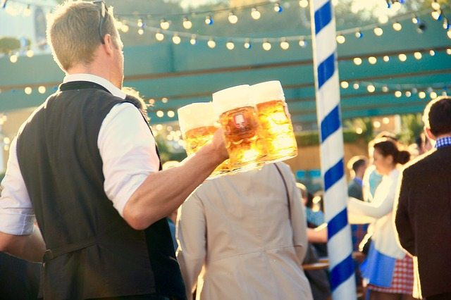 Top 5 Oktoberfests to Visit this Fall