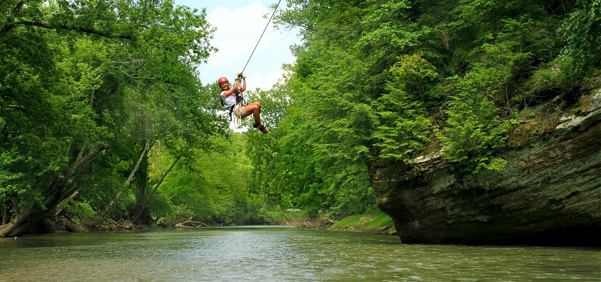 Best Zip Line Adventures in the U.S.