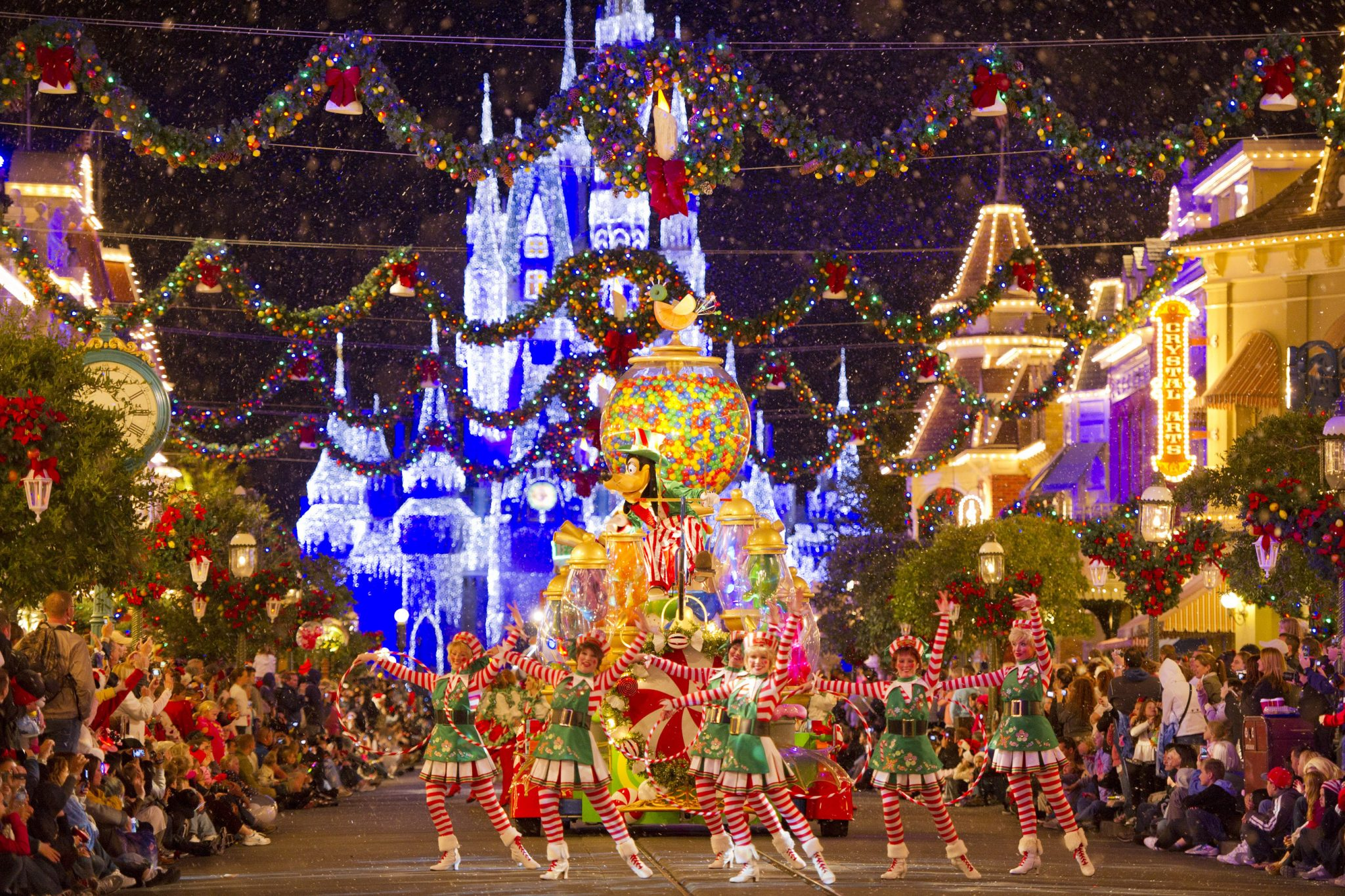 Walt Disney World Holiday Celebrations