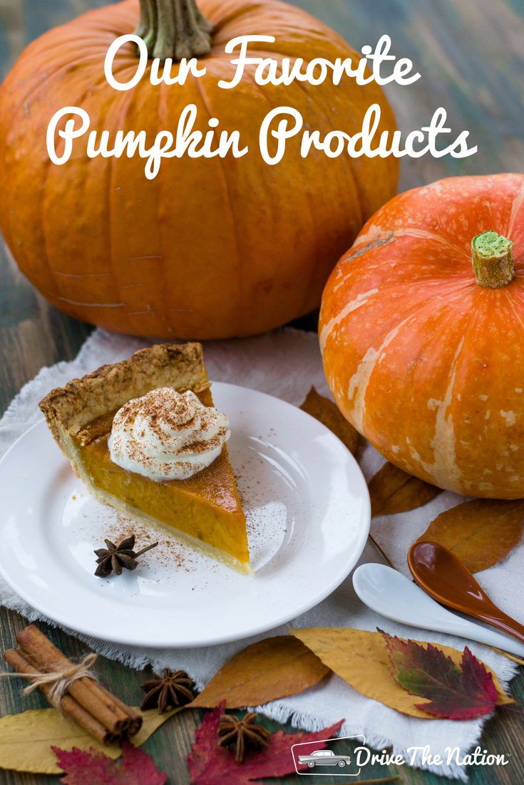 Who doesn't love pumpkin? Here are our favorite pumpkin products, from tasty to practical, to brighten up your fall season.