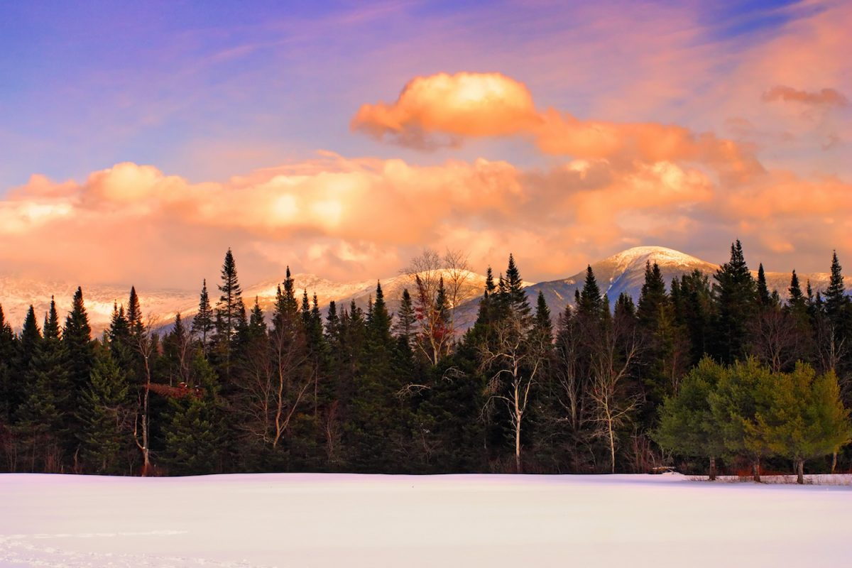 Winter Activities in New Hampshire