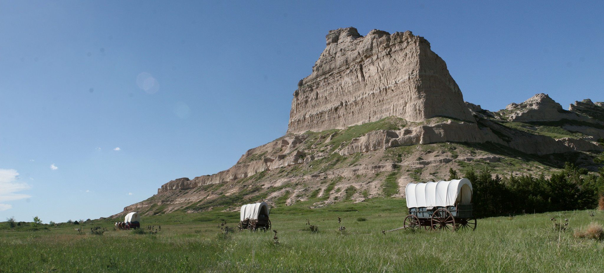 Explore Scotts Bluff National Monument