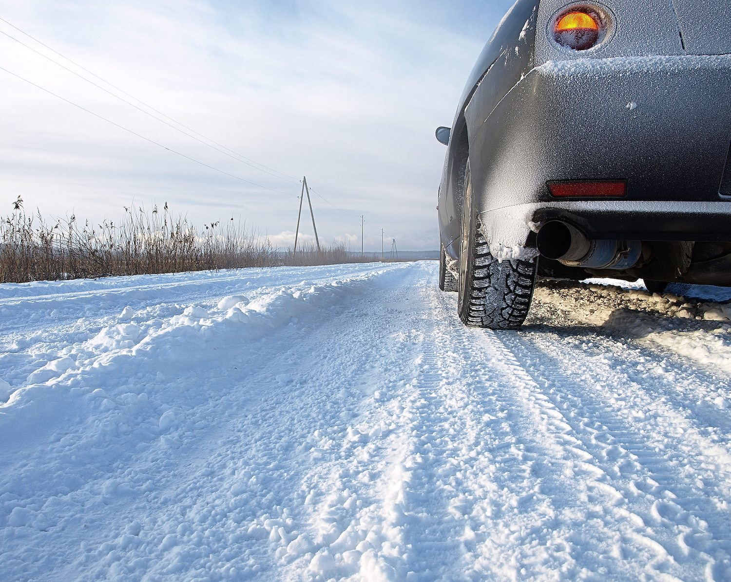 Prepare Your Car for Winter Road Trips