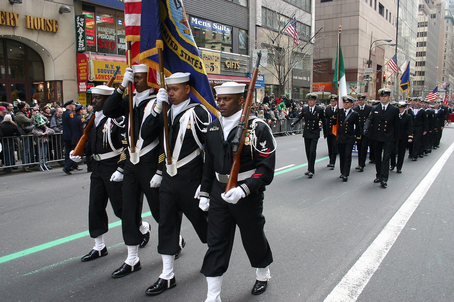 Veterans Day Parades Across America