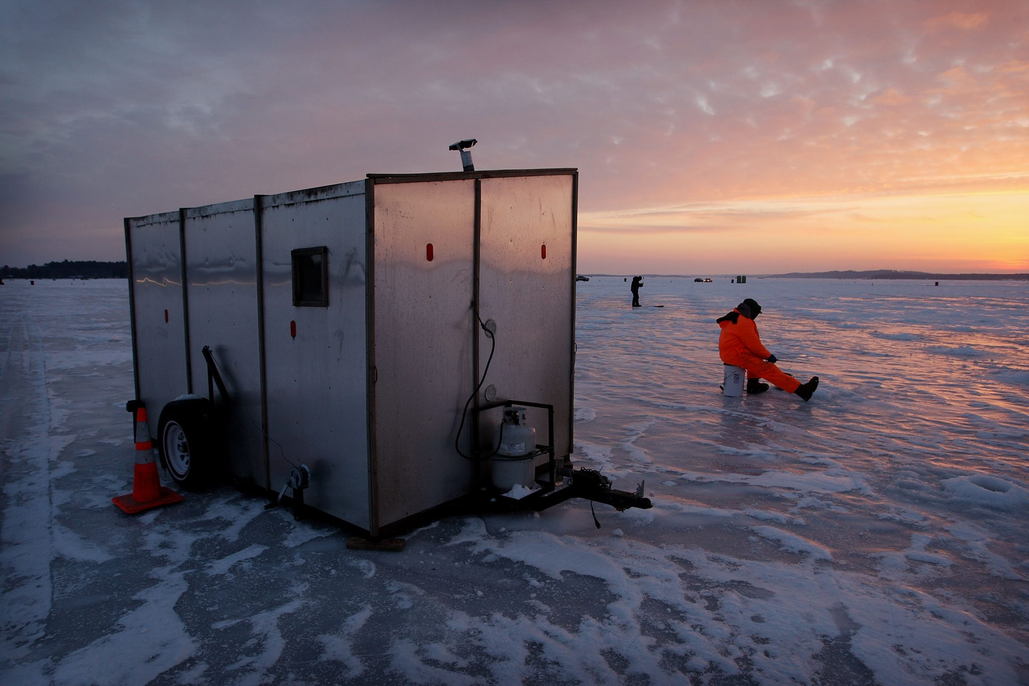 The Best Spots for Ice Fishing Across the United States