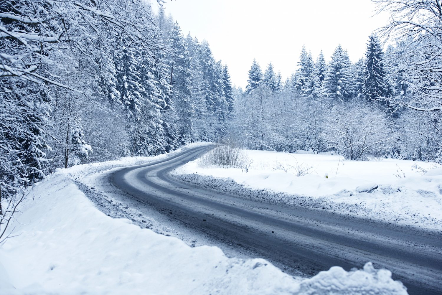 Checklist to Prepare Your Car for Winter Driving