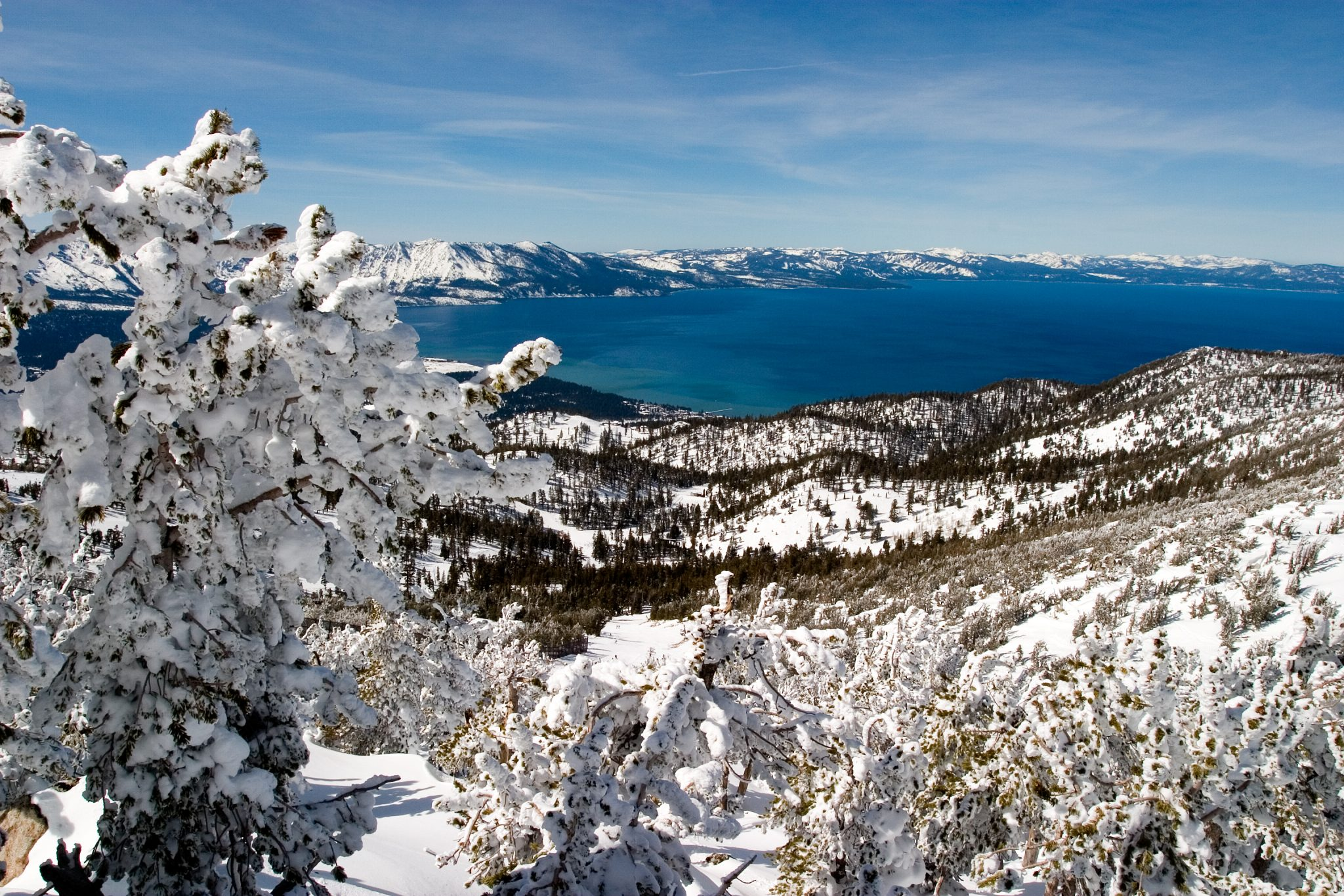 Video: Just Back From Lake Tahoe
