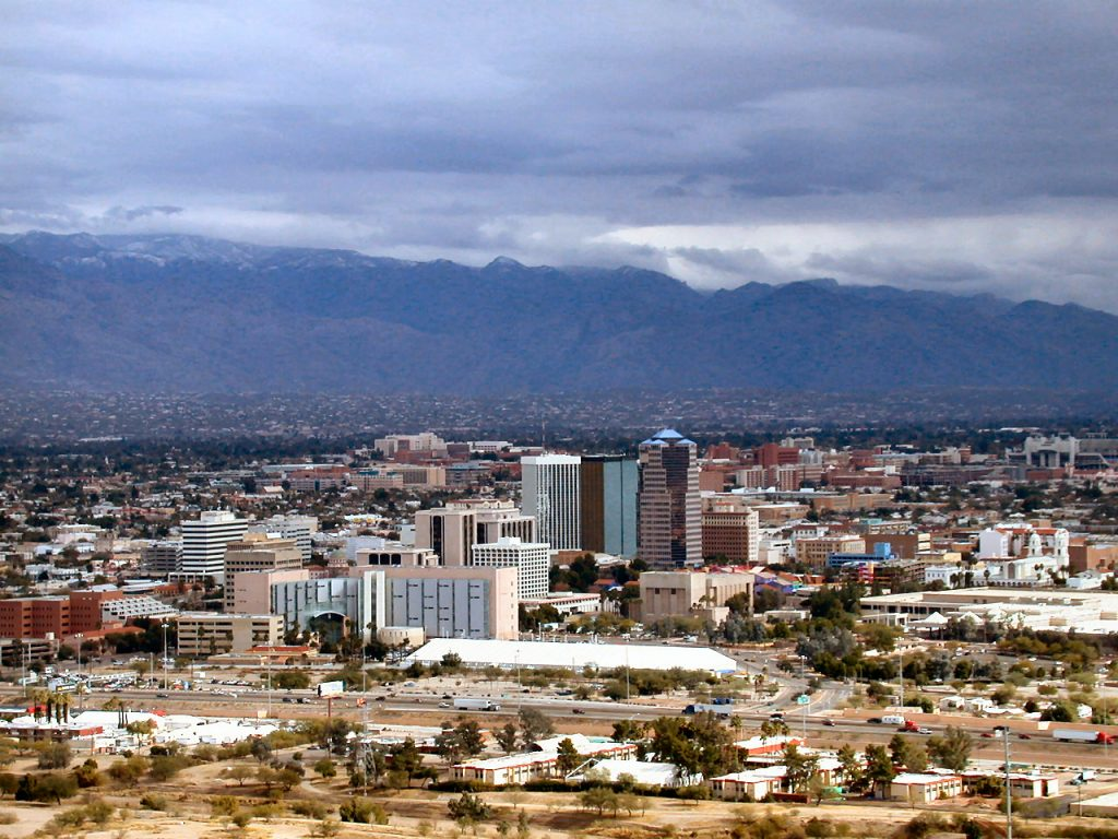 Downtown Tucson